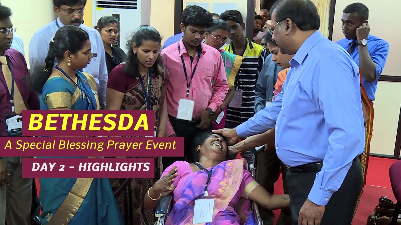Bethesda - A Special Blessing Prayer Event | Day 2 Highlights