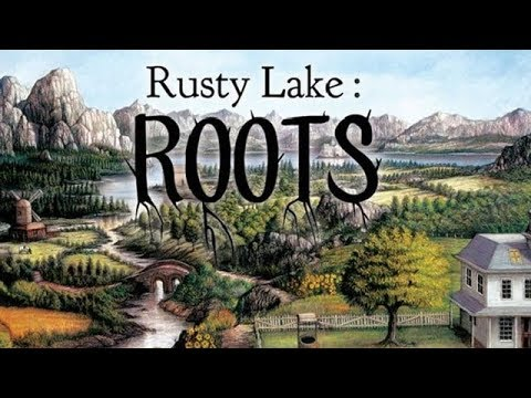 Жизнь странная вещь, сегодня есть а завтра нет) | Rusty Lake Roots #1