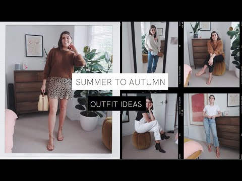 [VIDEO] - Summer To Autumn Styling Ideas | AD | The Anna Edit 6