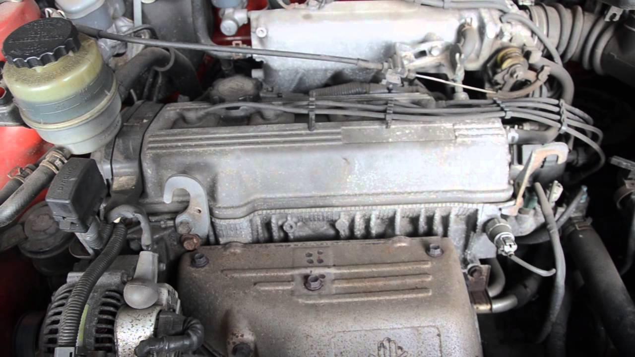 Двигател за Toyota RAV4 (XA10) 2.0, 129 к.с., 3 вр., 1995 ...