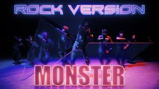 EXO 엑소 'Monster ROCK Version' MV