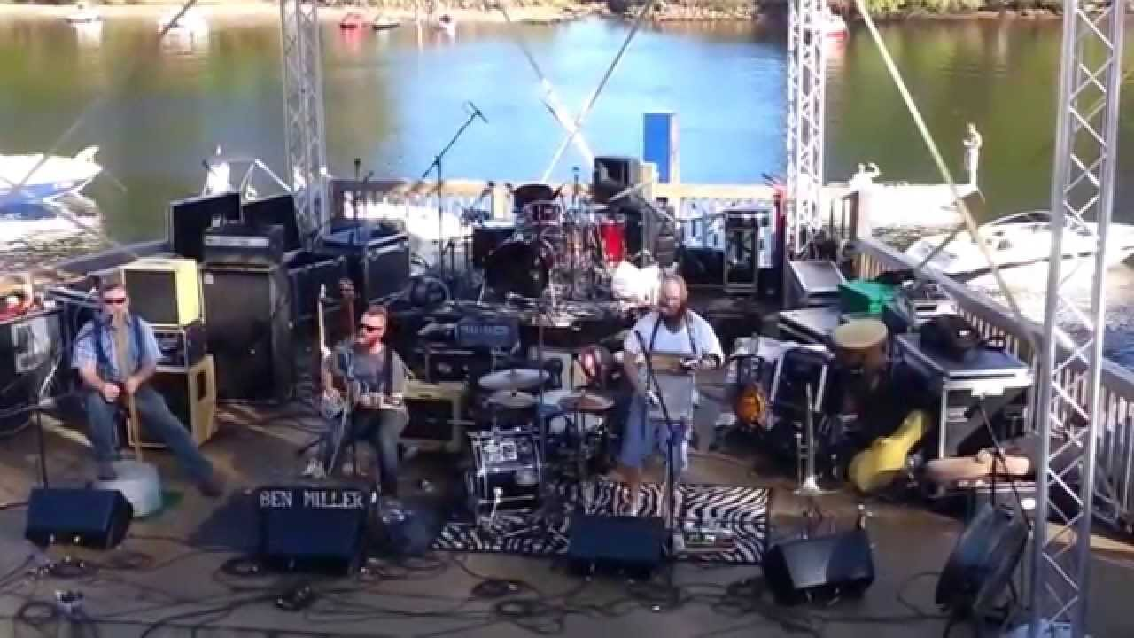 Ben Miller Band Burning Building Live At The Boathouse Myrtle Beach Sc