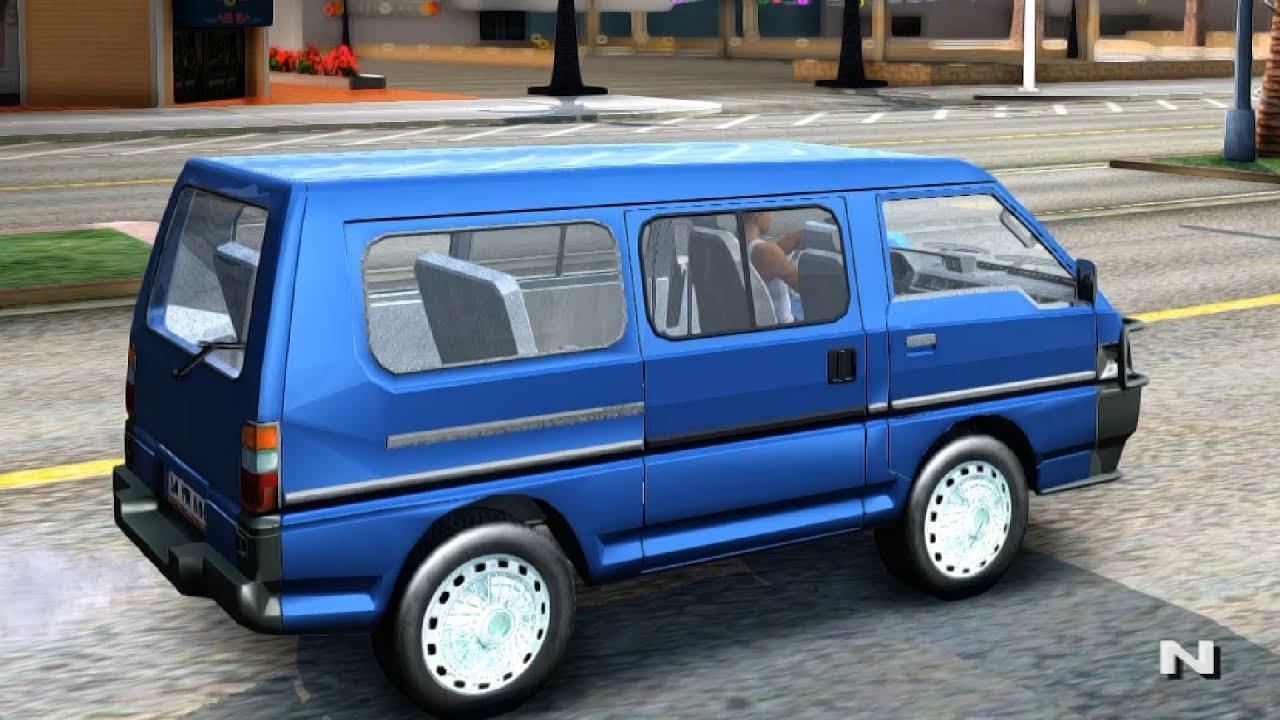 Mitsubishi L300 Van EnRoMovies