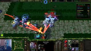 Warcraft 3 | GREEN CIRCLE TD #DSPI 5.0 | You Leak ?? You Freeze !
