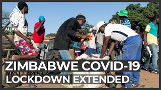 Zimbabwe food crisis worsens with COVID-19 lockdown extension