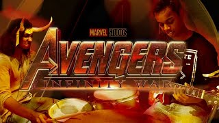 AVENGERS THEME (METAL COVER) - VIRTUAL REALITY