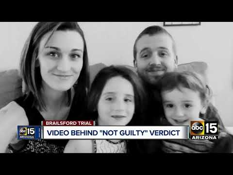 Ex-Mesa police officer found not guilty of second-degree murder (Warning: Graphic content)