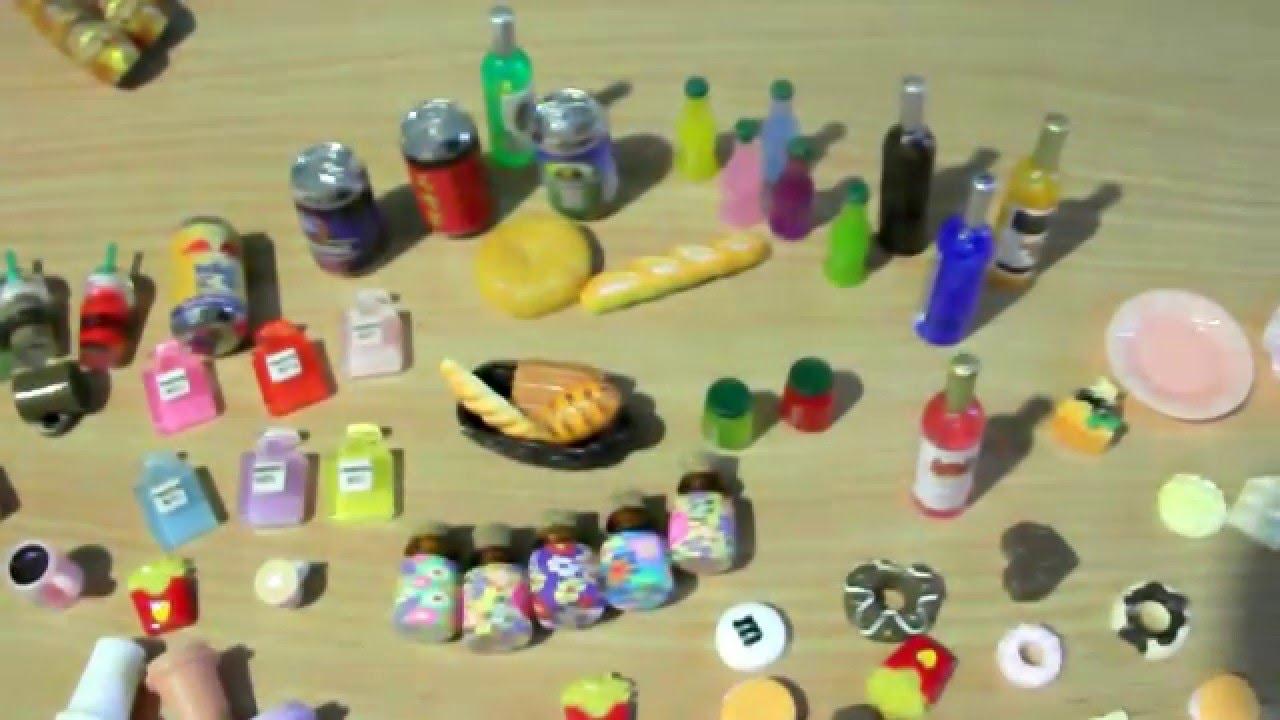 Еда для кукол своими руками. Как сделать еду для кукол 83