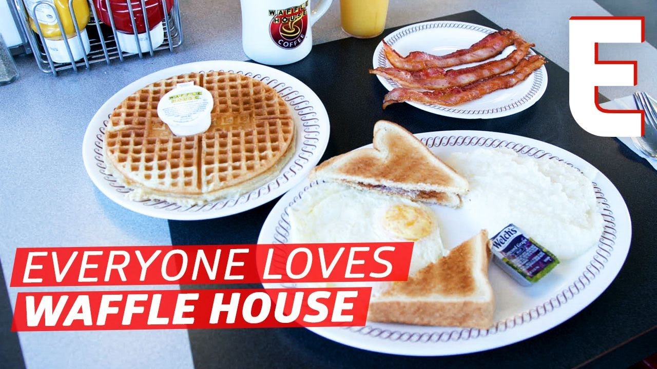 Why Is Waffle House So Popular Cult Following Youtube