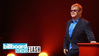 Elton John to be Honored With Grammy Tribute by Sam Smith, Miley Cyrus & More | Billboard News Flash