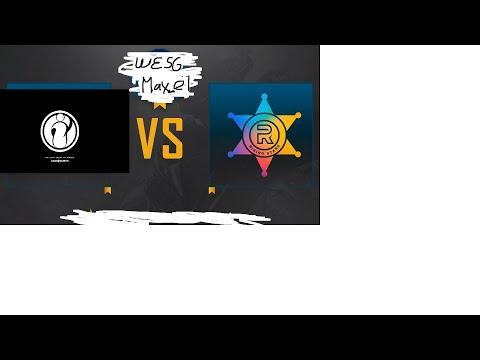 [RU] Invictus Vs R-Stars |CS:GO|bo1|WESG 2019, Group Stage, Group A.комментатор- By Max_el0