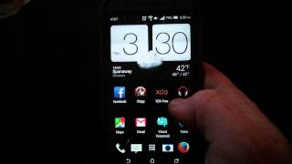 HTC One M8 lollipop 5.0.1 Sense 6 Review
