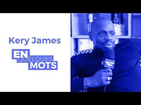 Interview Kery James : La tournée A.C.E.S, le théâtre, Eminem, Macron