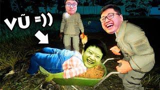 GAME RÙNG RỢN BUỒN CƯỜI GẤP 10 LẦN GAME HÀI !!! Vũ & Đạt vào nông trại gà bị TRÚNG TÀ =))))