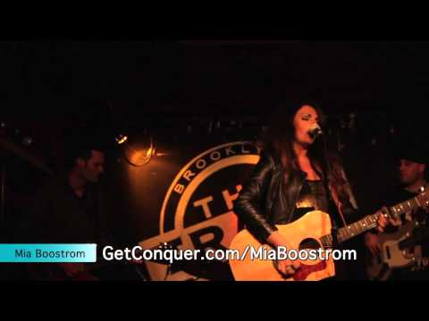 Mia Boostrom - Who's Gonna Save My Soul?