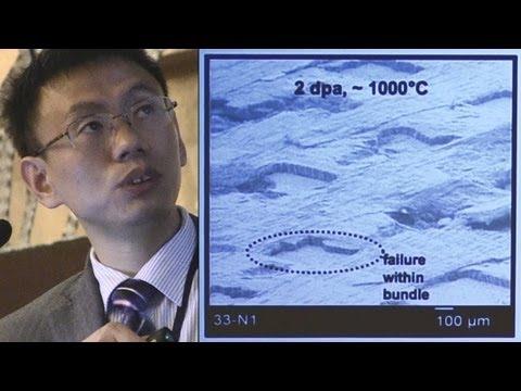 Ping Huai - Thorium Molten Salt Reactor (TMSR) Materials Challenge @ ThEC12