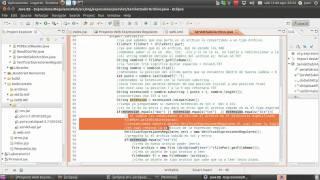 jsp Subir Archivos(File Upload) y evaluar Expresiones Regulares