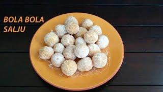 Cara Membuat Kue Bola Salju - Snow ball cookies Mp3