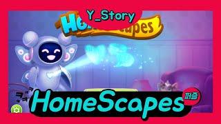 [퍼즐게임] HomeScapes(꿈의집) _미니게임  …