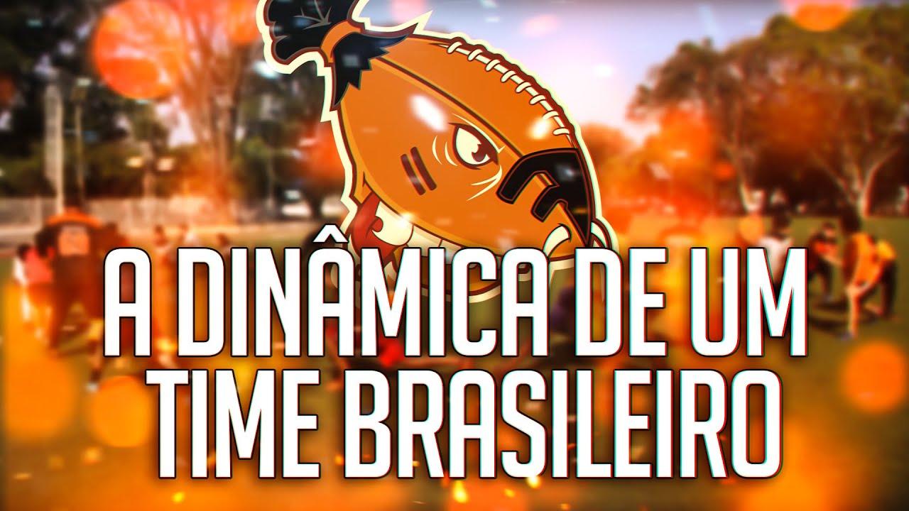 81c15a3785bff Visitando um Time de Futebol Americano do Brasil - Caniballs FC ...