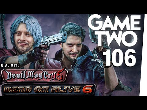 Devil May Cry 5, Dead or Alive 6, Serious Games - ernster Spielspaß?   Game Two #106 thumbnail