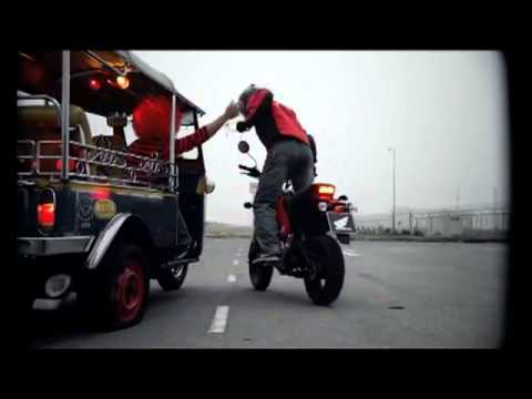 "Honda MSX125 Clutching Adrenaline by Nick ""Apex"" Brocha"""