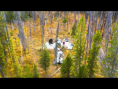 🎃  Exploring The Mystery's Of Loon Lake   McCall Idaho