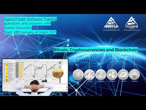 Bitcoin, Ethereum and Blockchain - software training webinar