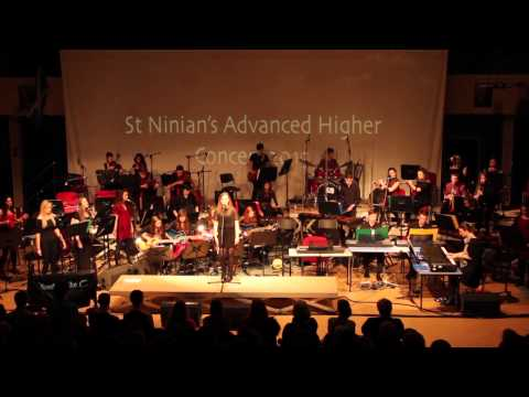 Rather Be Clean Bandit  Advanced Higher Music Class 20142015