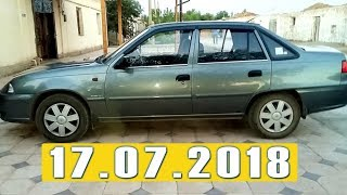 МАШИНА НАРХЛАРИ | MASHINA NARXLARI | 17.07.2018