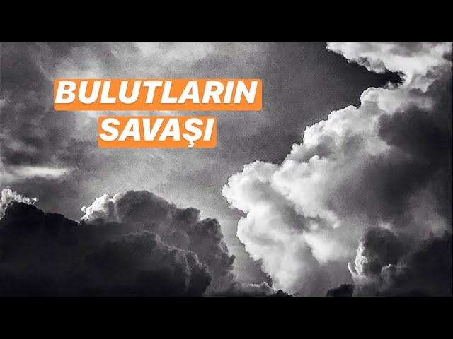 Battle of Clouds - Istanbul - Turkey / Bulutların Savaşı