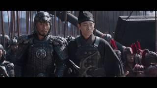 Великая стена / The Great Wall Трейлер 1080p английская озвучка 2016