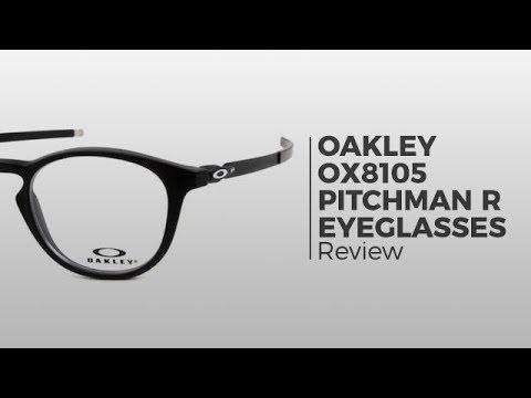 b62ccba602 Oakley OX8105 PITCHMAN R Eyeglasses