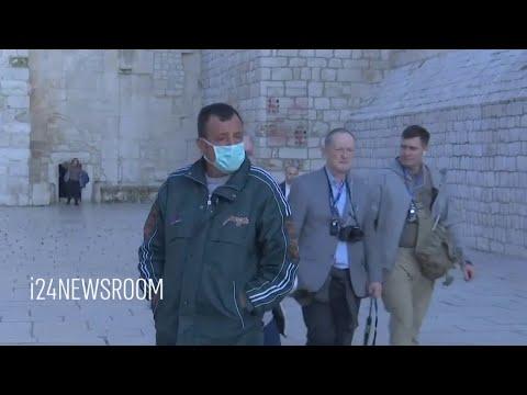 Coronavirus: coopération entre Israël et l'Autorité palestinienne