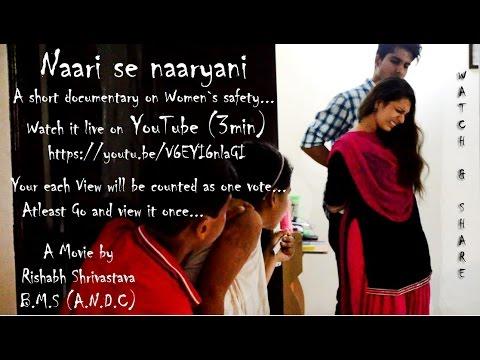 WOMEN SAFETY (NAARI SE NAARYANI)... Yes Foundation (YIAC-STU-A00038) Delhi University (A.N.D.C)