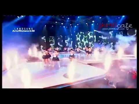 JKT48   Ponytail To Shushu at AMI Award