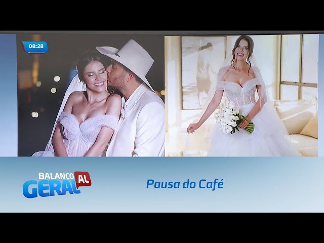 Pausa do Café: Looks usados no casamento do Mano Walter