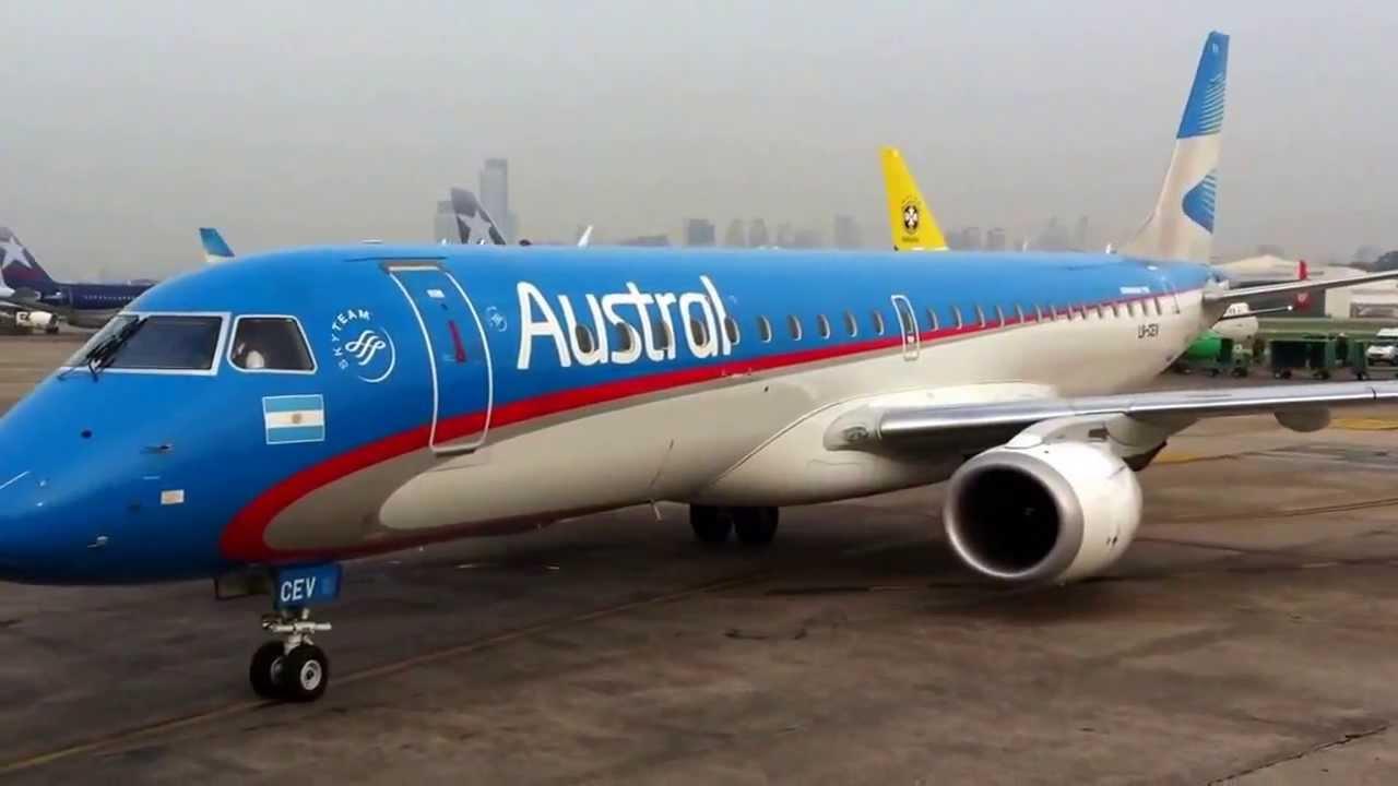 Resultado de imagen para aviones embraer de aerolineas argentinas