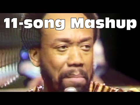 Earth, Wind & Fire - September Mashup