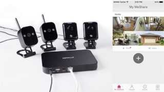 how to set up your zmodo replay wifi security system