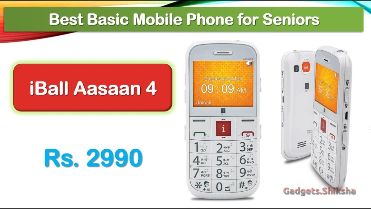 3 Best Mobile Phones below 3000 Rupees in India Market