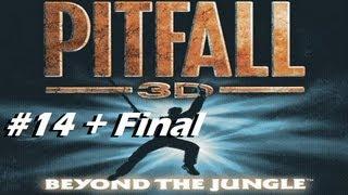 Pitfall 3D - Beyond the Jungle - Level 14 Final Boss The Scourge