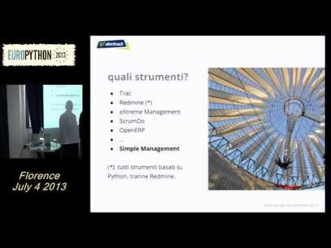 Image from SimpleManagement: come semplificare la gestione progetti con Python