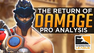 Overwatch: The Return of DAMAGE! - Pro Analysis