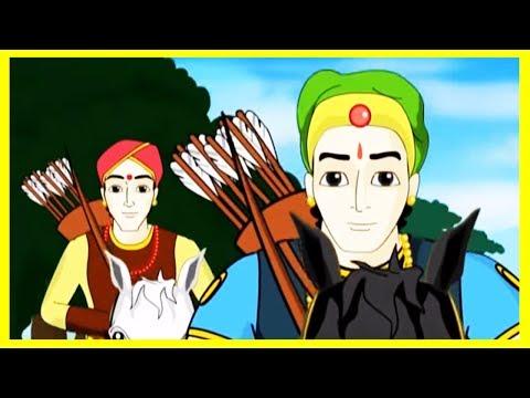 Two Friends & A Princess   Vikram Betal Cartoon   Vikram Betal Stories
