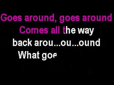 What Goes Around Comes Around_Justin Timberlake_karaoke Version