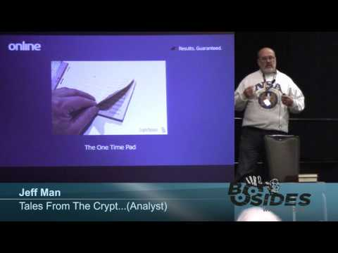 BSides DC 2016 - Tales from the Crypt...(analyst)