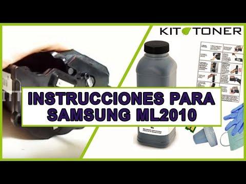 Samsung ml 2510 windows 8
