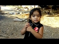 Funny Cute(Srihitha) Baby Talking in Telugu and Funny Conversation with her Mama...   #Telugu Fun