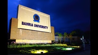 A Day in Bahria University IC